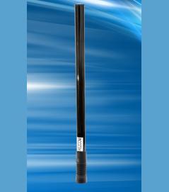 Antenna with circle diagram ANO 8 - flexible black 2,3GHz